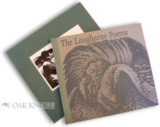 The Laugharne Poems (0907664628) by Dylan Thomas