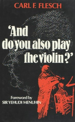 9780907689362: And do you also play the violin?