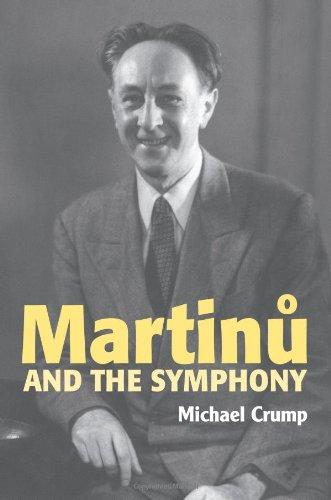 9780907689652: Martinu and the Symphony
