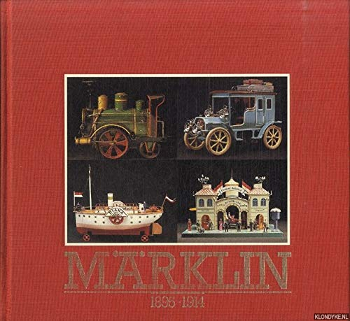 Marklin 1895-1914: Great Toys: Parry-Crooke, Charlotte, Introduction