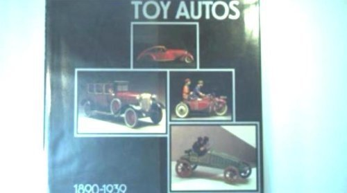 9780907724049: Toy Autos, 1890-1939: The Peter Ottenheimer Collection