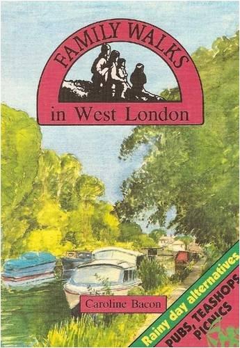 9780907758723: Family Walks in West London (Family Walks S.)