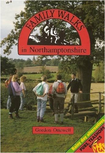 9780907758815: Family Walks in Northamptonshire