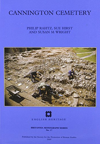Cannington cemetery. Excavations 1962-3 of prehistoric, roman, post roman and later features at ...