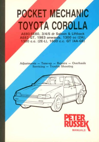 9780907779438: Toyota Corolla, All Models, 1988 to 1990
