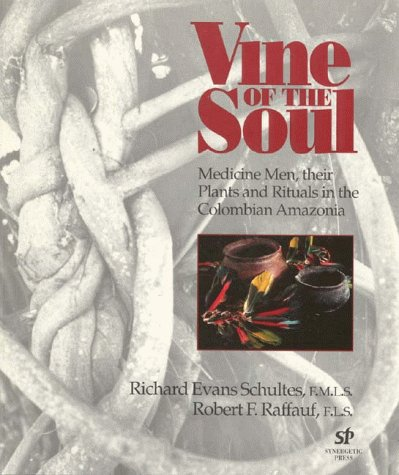 9780907791249: Vine of the Soul: Medicine Men, Their Plants and Rituals in the Colombian Amazonia