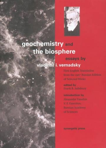 9780907791362: Geochemistry and the Biosphere