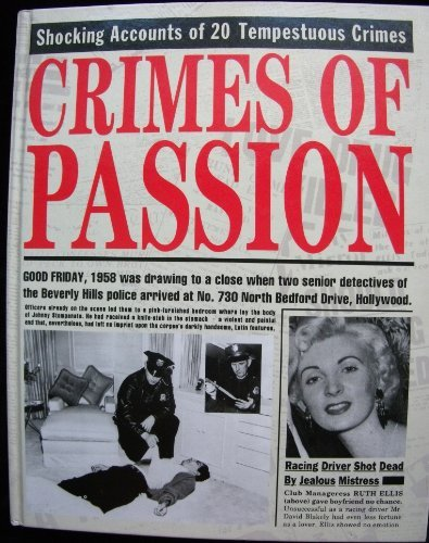 9780907812289: Crimes of Passion