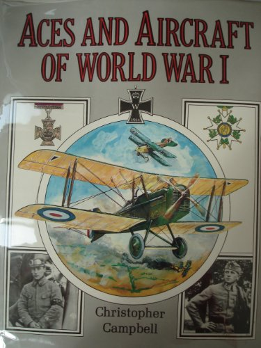 9780907812623: Aces and aircraft of World War 1