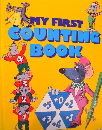 My First Counting Book: Law, Felicia, Chandler,