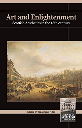 9780907845768: Art and Enlightenment: Scottish Aesthetics in the 18th Century (Library of Scottish Philosophy)
