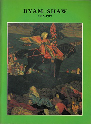 9780907849643: Byam Shaw - A Selection of Paintings and Book Illustrations: Exhibition Catalogue