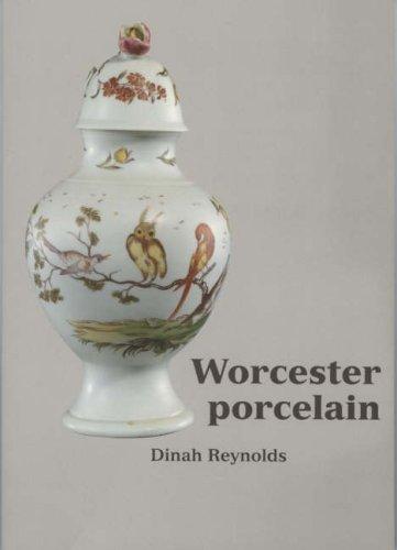 9780907849759: Worcester Porcelain (Ashmolean Handbooks)