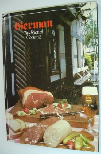 9780907853053: German Traditional Cooking