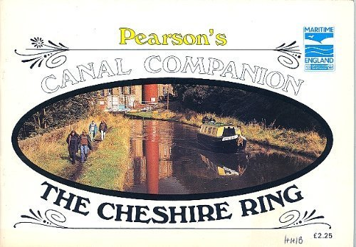 Pearson's Canal Companion: Cheshire Ring (Pearson's canal companion) (0907864015) by MICHAEL PEARSON