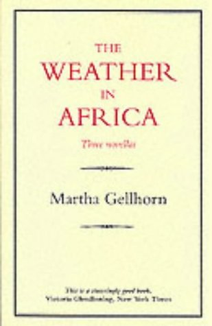 9780907871019: The Weather in Africa