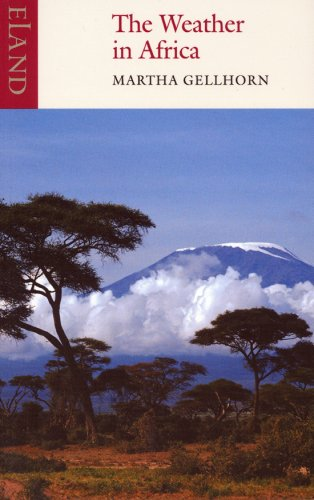9780907871781: The Weather in Africa: Three Novellas