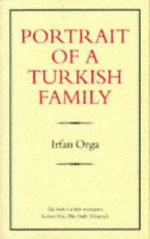 9780907871811: Portrait of a Turkish Family