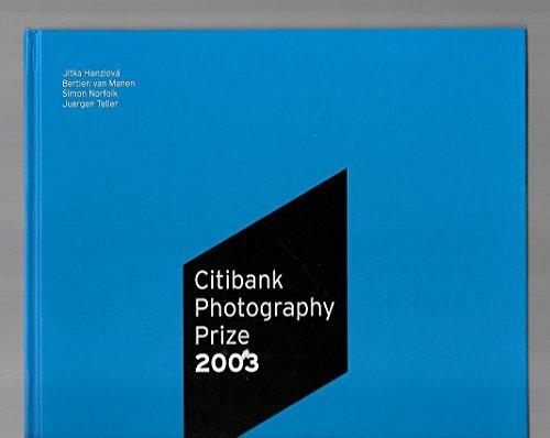 The Citibank Photography Prize 2003: Jitka Hanzlova,