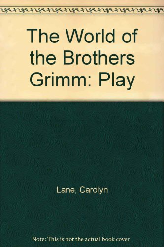 9780907926658: The World of the Brothers Grimm: Play