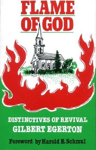 9780907927204: FLAME OF GOD Distinctives of revival