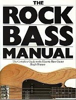 9780907937166: The rock bass manual: The complete guide to the electric bass guitar