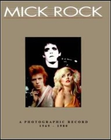 9780907938118: Mick Rock: A Photographic Record, 1969-82