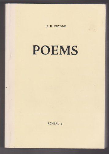 Poems: Prynne, J. H.