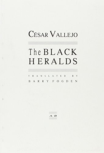 9780907954231: The Black Heralds