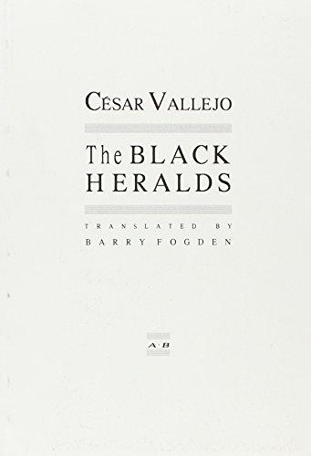 9780907954231: The Black Heralds