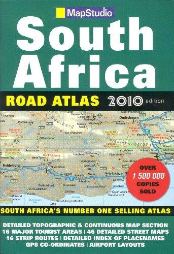 9780907989769: South Africa touring atlas =: Suid-Afrika toeratlas