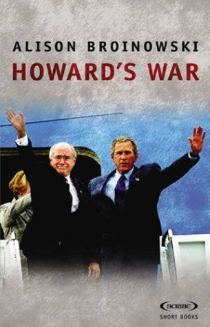 9780908011995: Howard's War (Scribe Short Books)
