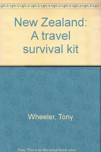 9780908086184: New Zealand: A travel survival kit