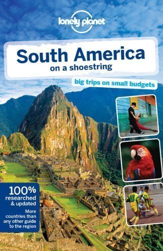 9780908086429: South America on a shoestring: Including Mexico & Central America