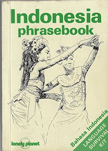 9780908086559: Indonesian Phrasebook (Lonely Planet Language Survival Kits)