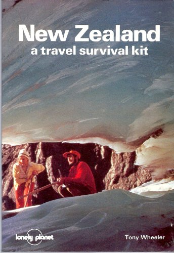 New Zealand a Travel Survival (0908086644) by Wheeler, Tony