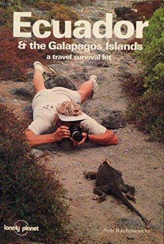 9780908086795: Ecuador and the Galapagos Islands: A Travel Survival Kit (Lonely Planet Ecuador & the Galapagos Islands)