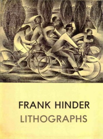 9780908154005: Frank Hinder Lithographs