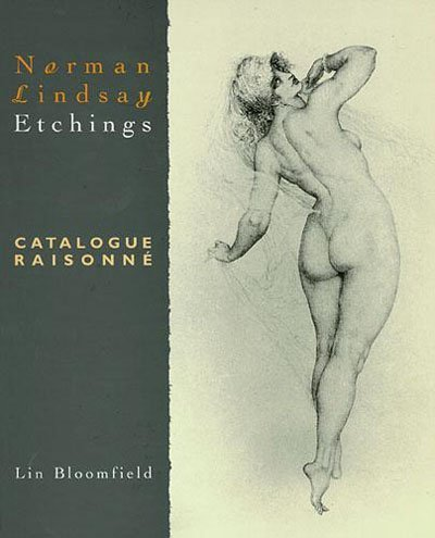 9780908154463: Norman Lindsay Etchings : Catalogue Raisonne