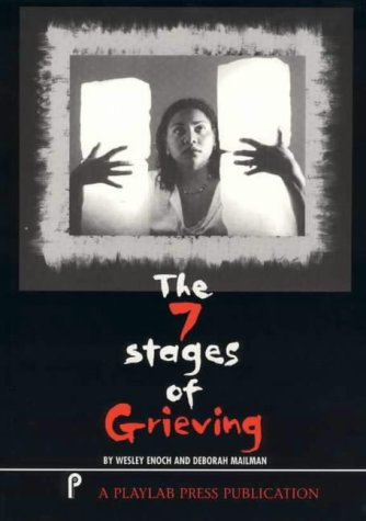 9780908156535: The 7 Stages of Grieving