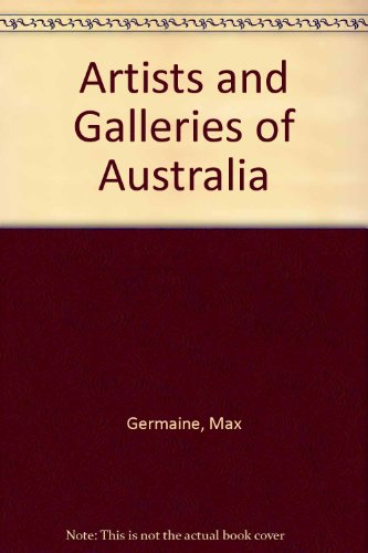 Artists and Galleries of Australia