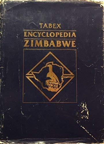 9780908306046: Encyclopedia Zimbabwe