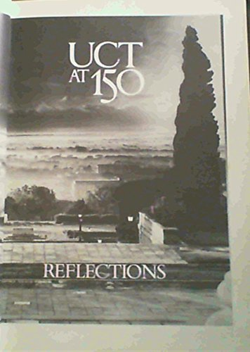 UCT at 150: Reflections: Lennox-Short, Alan ;Welsh,