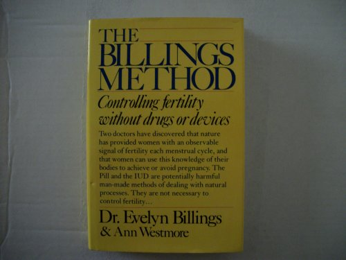 9780908476046: The Billings Method