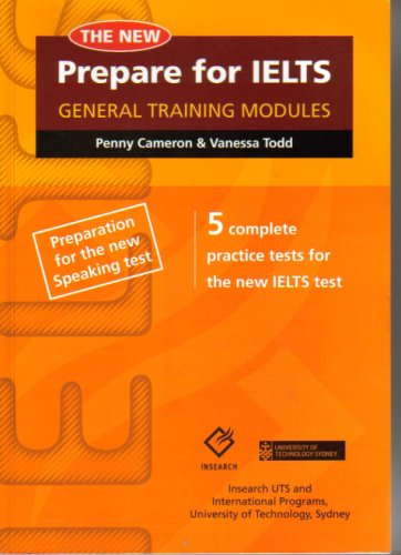 The New Prepare for Ielts: General Training: Cameron, Penelope