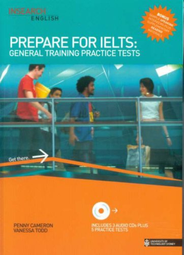 9780908537242: Prepare for IELTS: General Practice Tests