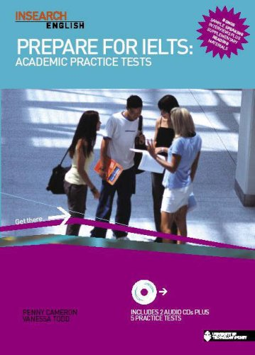 Prepare for IELTS - Academic Practice Tests: Cameron, Penny