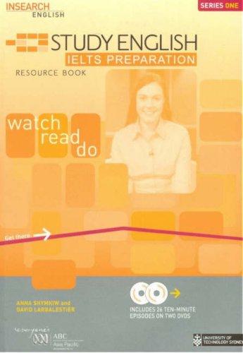 Study English - IELTS Preparation: Teacher Resource: Anna Shymkiw, David