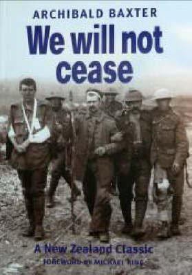 9780908561919: We Will Not Cease