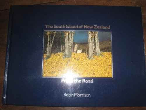 South Island of the New Zealand. From the Road: Morrison Robin